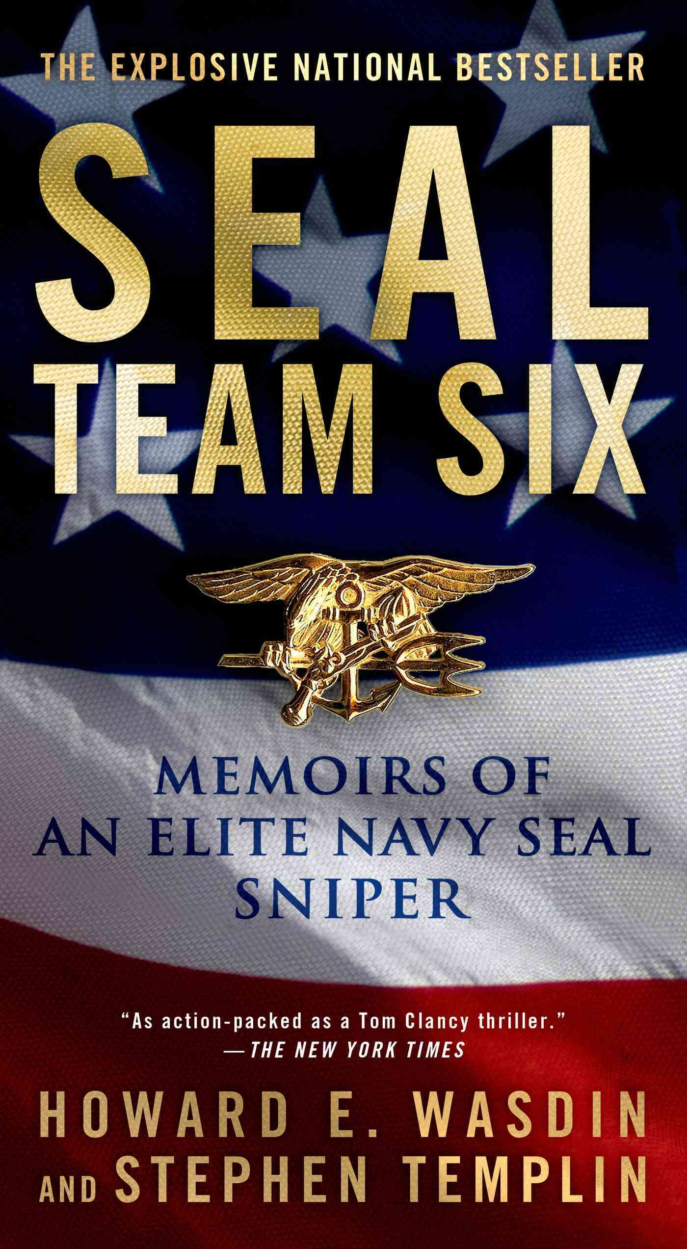 Seal Team Six By Wasdin, Howard E./ Templin, Stephen